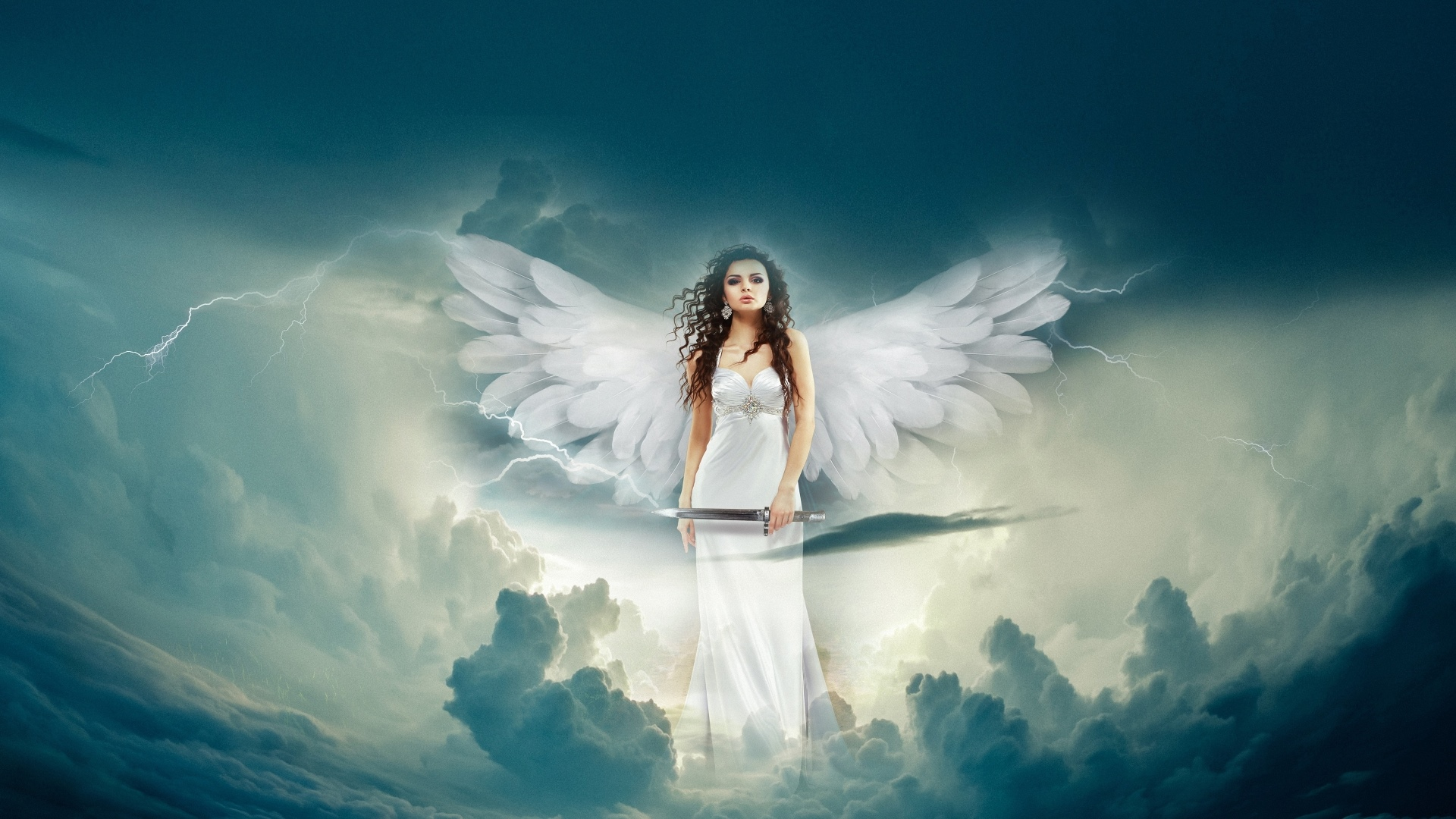 Fantasy bilder engel