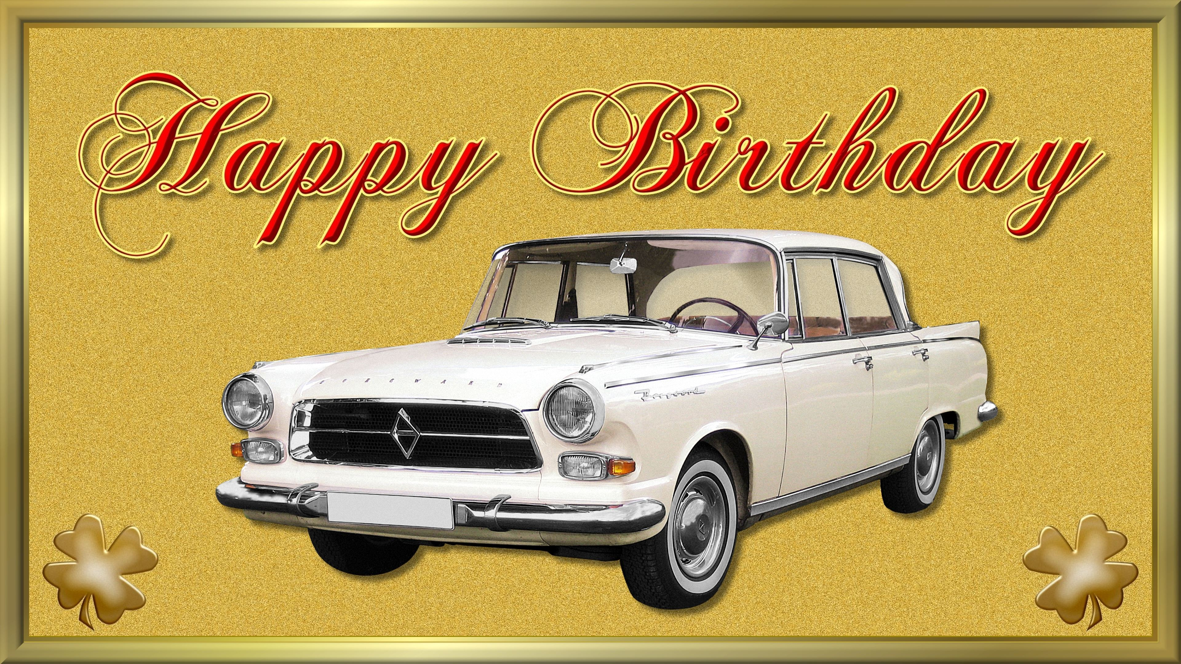 Opel Heinrichs Happy Birthday To You So Kann Man Facebook
