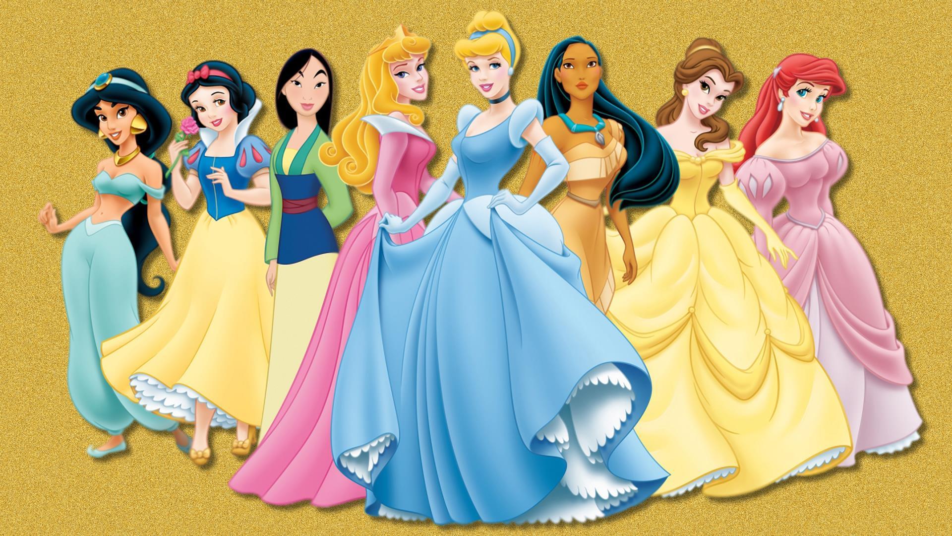 Disneys Prinzessinnen