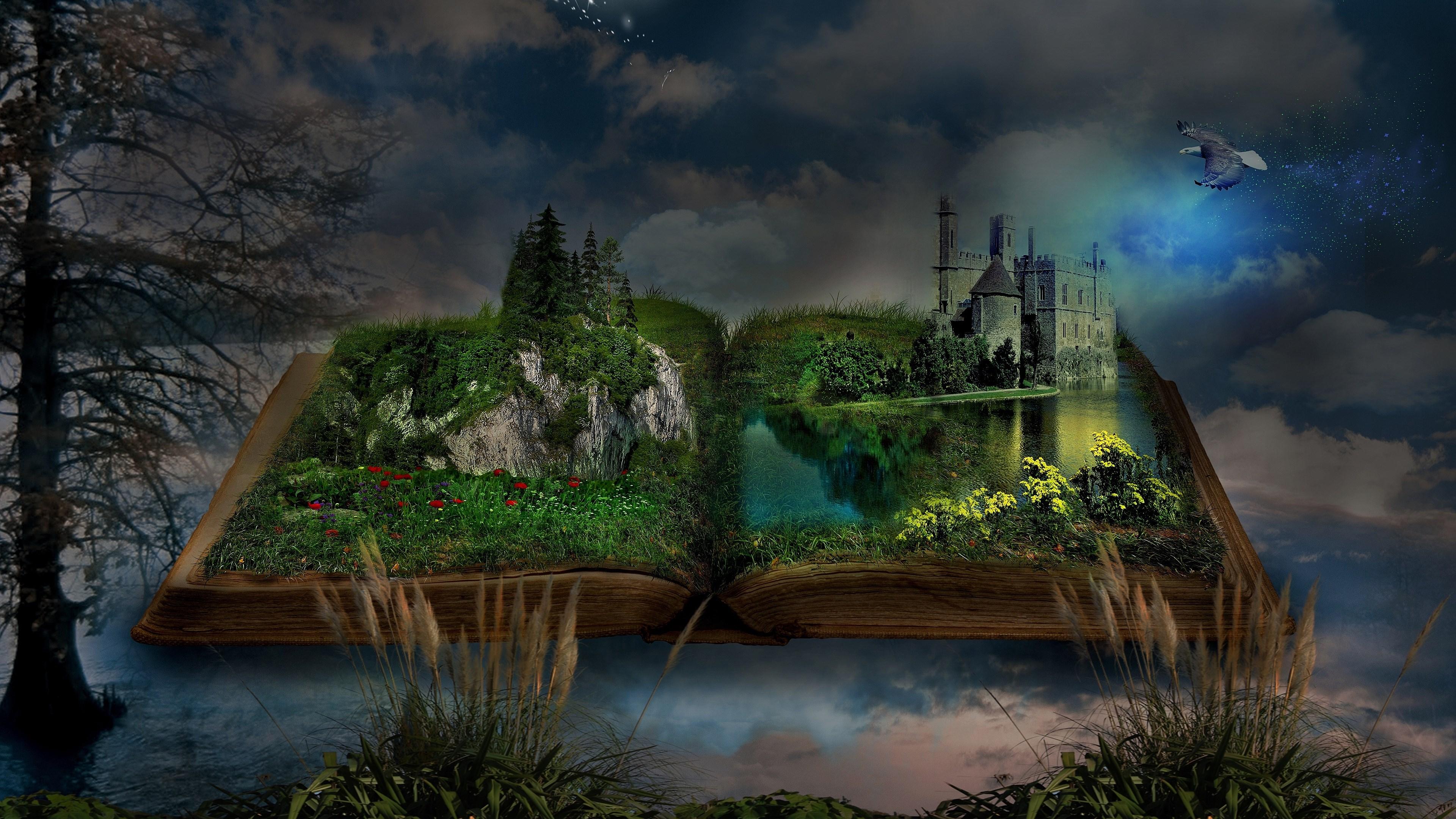 Fantasie Welten