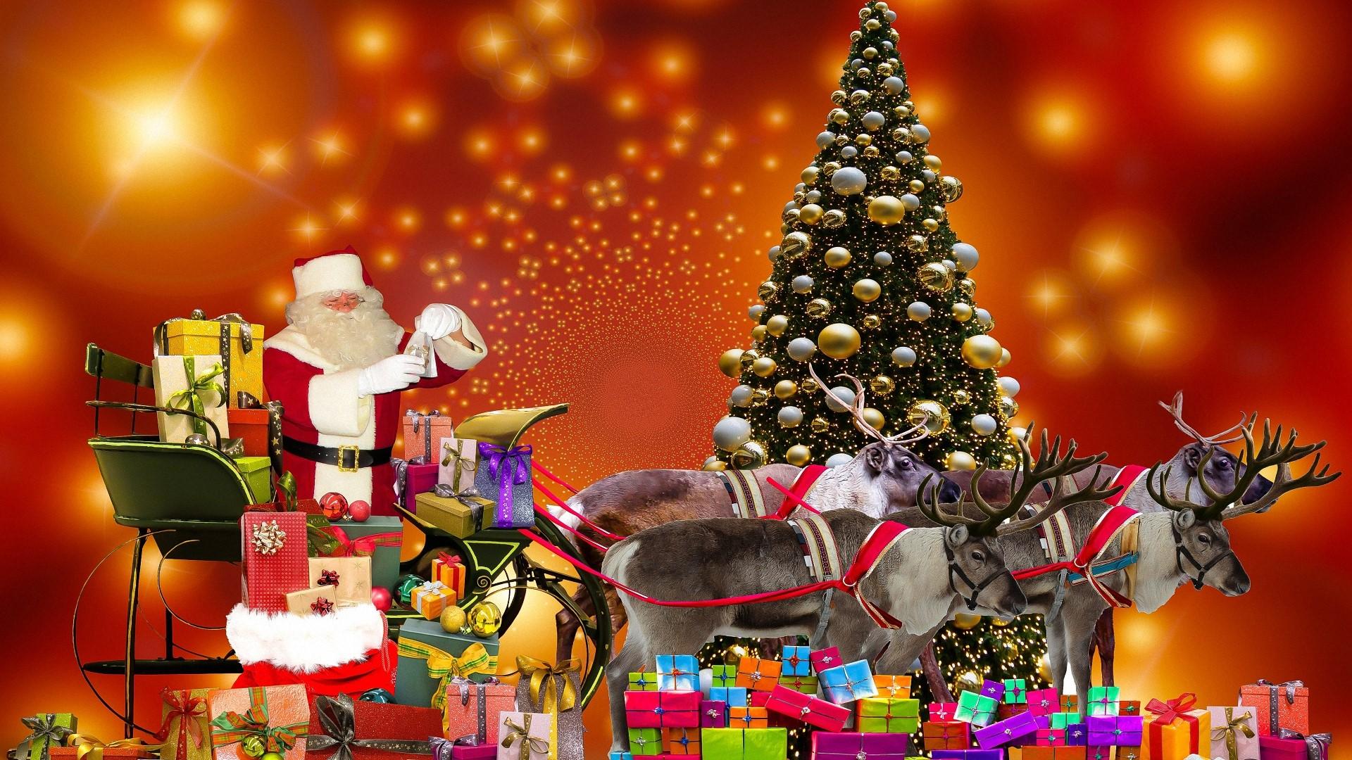 Weihnachten Hintergrundbilder Kostenlos 1920x1080