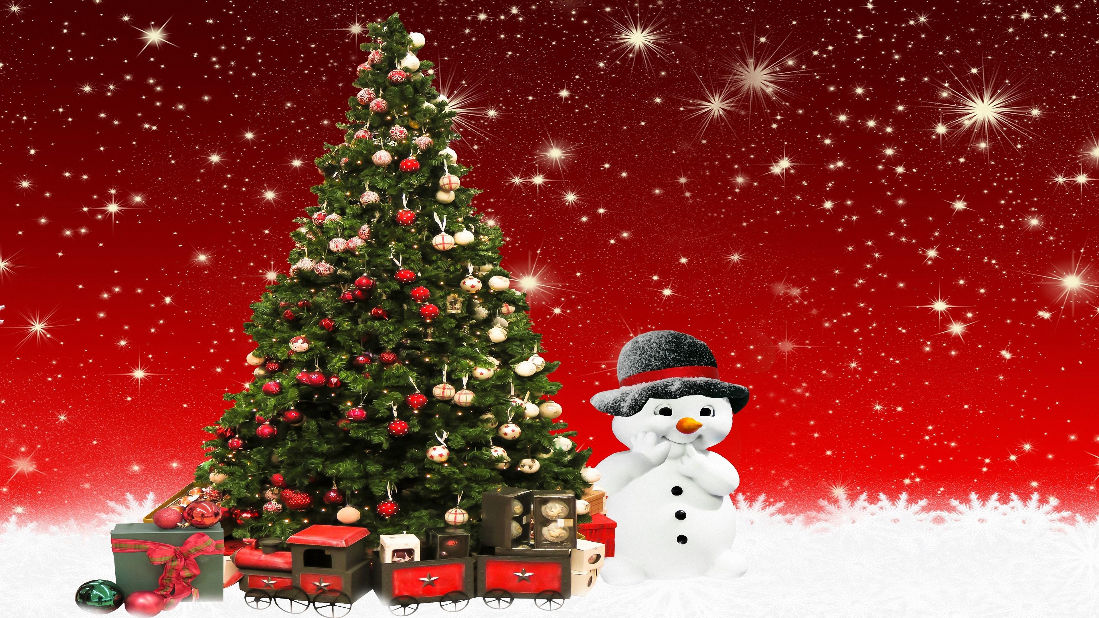 weihnachten hintergrundbilder 3840x2160. Black Bedroom Furniture Sets. Home Design Ideas